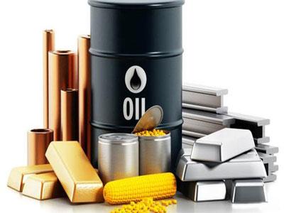 سقوط نفت و صعود فلزات اساسی