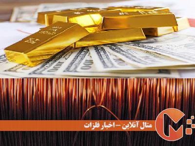 عادیسازی سیاستهای پولی بانک مرکزی امریکا علت افت مس و طلا