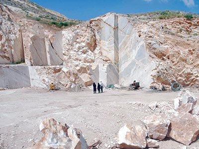 اکتشاف منابع جدید بوکیست توسط شرکت آلومینای ایران