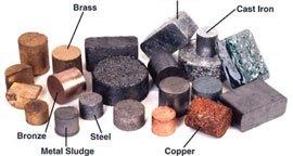 معرفی فلزات غير آهني
