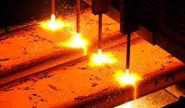 صادرات اسلب فولاد خوزستان به برزیل