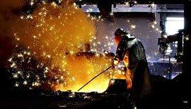 پالسهای بازدارنده در تولید فولاد