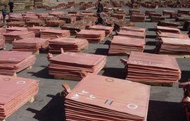 احیای قیمت مس و سایر فلزات پایه