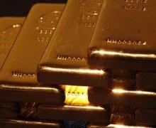 نوسان قیمت طلا در بازار جهانی