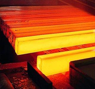 ثبت رکورد تولید شمش در فولاد خوزستان