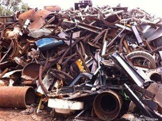 ضایعات بازیافت پذیر و ضایعات آهن