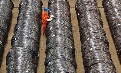 چشمانداز بازار فولاد مثبت است