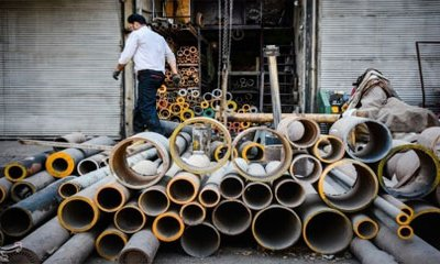 رشد ۷۰% قیمت آهن در ۳ ماههاخیر