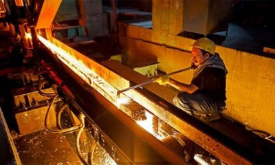 تولید شمش با کیفیت و بازیافت آلومینیوم در کشور