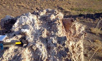 ۹۸۲ هزار تن ذخیره قطعی باریت در کردستان