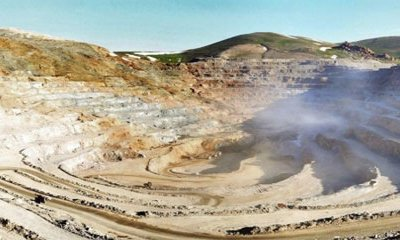 ۳۰ درصد ذخایر مس کشور در آذربایجان شرقی