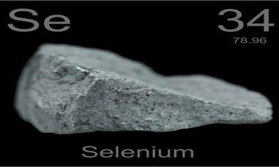 سلنیوم یک نافلز یا فلز ؟