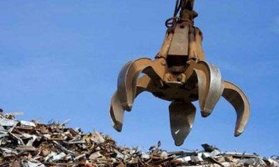 افزایش مصرف قراضه در صنعت فولاد چین