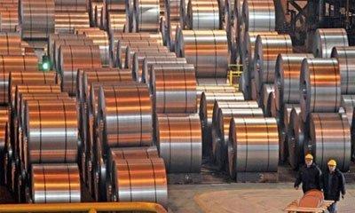 رشد ۳۹ درصدی صادرات صنایع فلزی