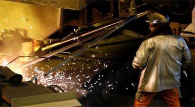ایران، بزرگترین تولیدکننده فولاد خام در «منا»