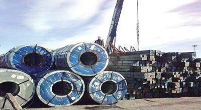 افزایش صادرات و رشد تولید فولاد