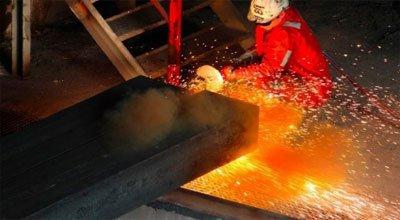 کسادی بازار فولاد چین در پی برودت هوا