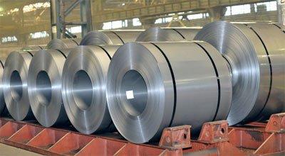 صادرات 500 تن فولاد برای عراق
