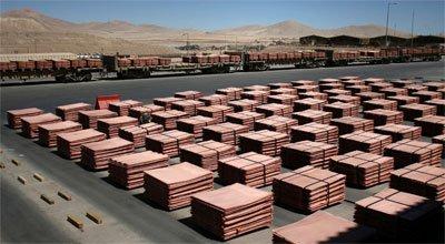افزایش ۱۳.۹ درصدی تولید مس شیلی تا 2028