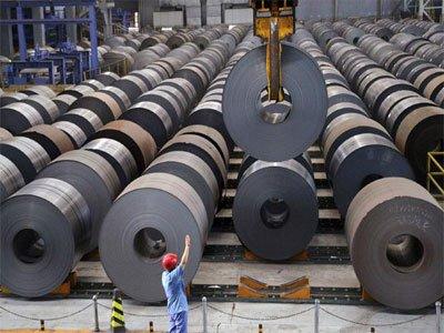 ایالت شانکسی نوار فولادی میسازد