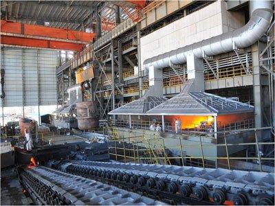 افزایش تولید چدن نیکل در چین