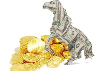 سکه و ارز ، افسار گسیختهاند