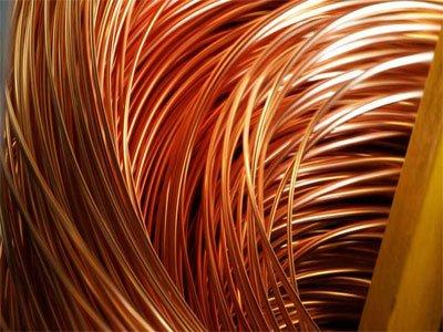 مس ، فاتح بازار فلزات