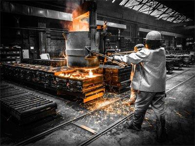 وضعیت فولاد خام چین