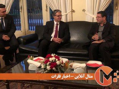 توسعه و تعمیق همکاریهای مشترک تهران و آنکارا