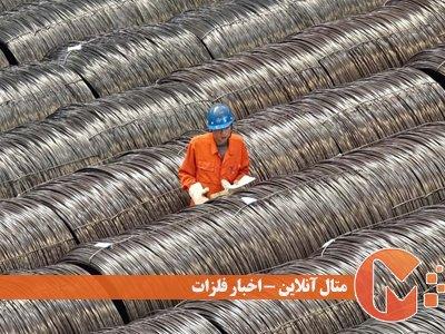 افزایش صادرات آلومینیوم چین