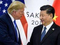ترامپ دریافت تعرفه از کالاهای چینی را به حالت تعلیق درآورد