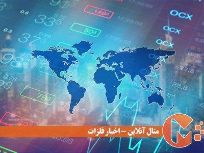 سقوط سهام جهانی و قیمت مس