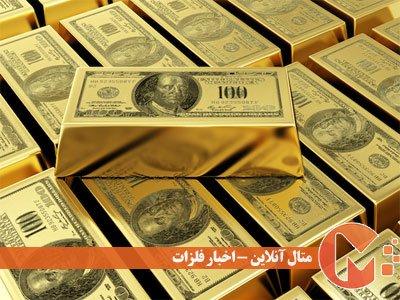 صعود دلار و سقوط طلا