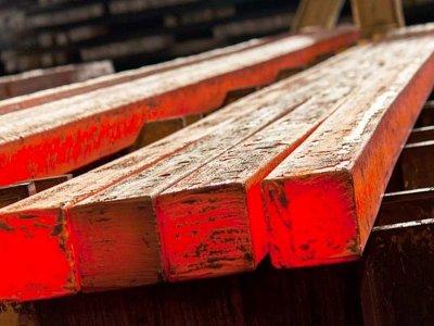 افزایش صادرات انواع شمش فولادی