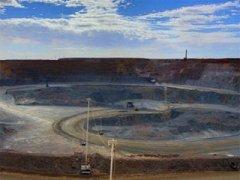 افزایش تولید معدن مس-طلای اویوتولغوی