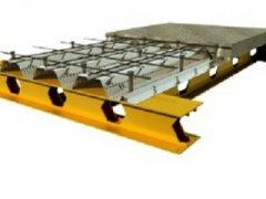 تولید نخستین کلاف گالوانیزه عرشه فولادی