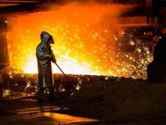 افت شدید فولادسازی چین در ۲۰۱۸