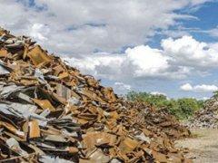 چوب حراج بر قراضههای قیمتی