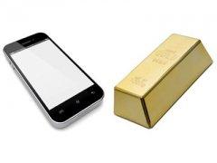 آیا طلا در گوشی هوشمند وجود دارد ؟