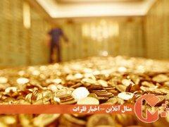 قیمت طلا در سال 2019 میلادی
