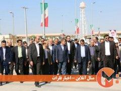 افتتاح سه طرح در منطقه ویژه صنایع معدنی و فلزی خلیج فارس