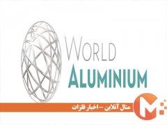 داده موسسه بینالمللی آلومینیوم از تولید جهانی آن