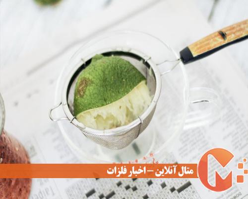ترکیب آب لیمو و نمک