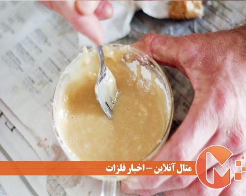 تهیه خمیر